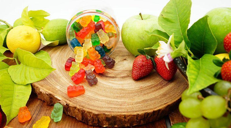 CBD-Gummies benefits