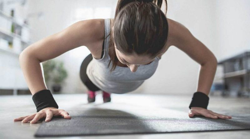 CBD for Exercise at Home